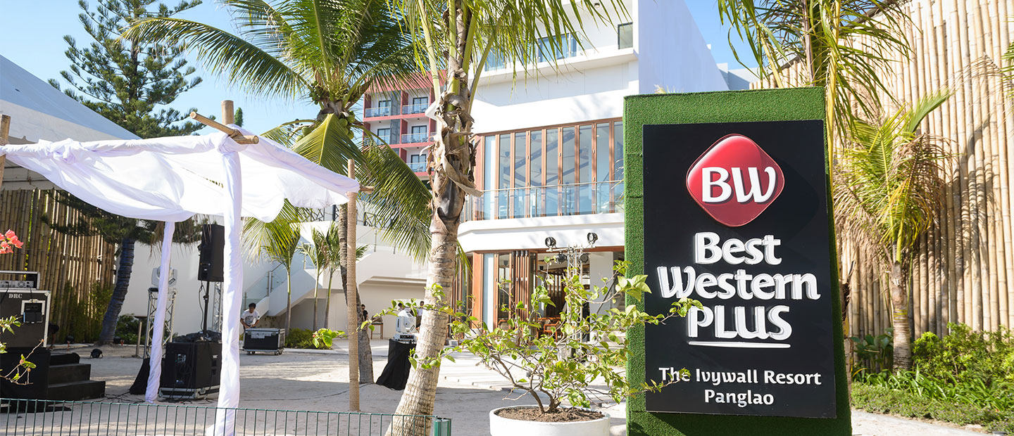 Best Western Plus - The Ivywall Resort - Panglao